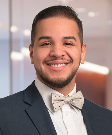 Headshot of Kevin Mejia, Technology Consultant at Granite GRC Consulting