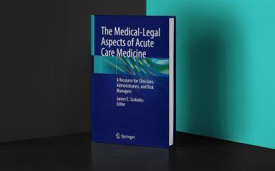 Publication Date Set for Resource Manual on Medical-Legal Aspects of Acute Care Medicine Co-Authored by Granite GRC's Joette Derricks